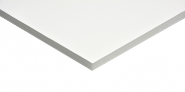 Freestyle Foam Board White - 32 in. x 40 in. x 3/16 in., 25 Sheet Pack